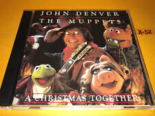JOHN DENVER & the MUPPETS cd X-MAS TOGETHER 12 days of Little St Nick MEDLEY