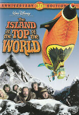 The ISLAND ON TOP OF THE WORLD New/Unsealed Region 1  UPC: 786936234039  I will