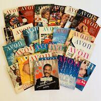 1991 Vintage Avon Catalog Campaign Books Lot of 26