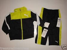 2 Piece Puma Color Blocked Jacket & Pants ~ 18 Months ~ New With Tags