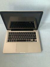 """MacBook Pro - 13"""" - Mid 2012 I7 3 Beeps No Hdd"""