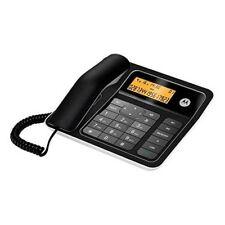 Telefono Motorola Ct330 negro (Cod. Tec-mot30ct330)