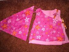 Girls Okids Vertvaudet Dress And Head Piece Size 12 Months