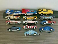 Johnny Lightning MIXED Group of NHRA Funny Cars & Willy's Modified Rods