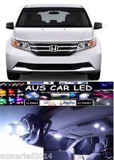 Honda Odyssey 2011-2013 Interior light LED upgrade kit for Map, Dome & Cargo ect