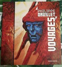Druillet Philippe - Voyages - Hazard Edizioni