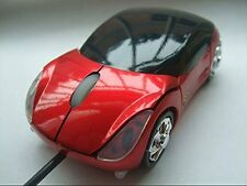 New Car Shape USB2.0 Wired Mouse 3D Optical Mouse Mice For PC Laptop Computer