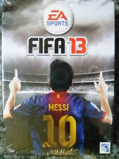 FIFA 13 Xbox 360 Nuevo Edición Messi Barcelona Steel Book Football Fútbol soccer