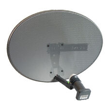Sky/Freesat Satellite Dish with Octo LNB - Zone 1 (MK4)