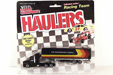 """RACING CHAMPIONS ~ TRANSPORTER ~ THE PERFORMANCE PEOPLE ~ 7"""""""