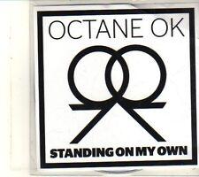 (DS28) Octane OK, Standing On My Own - DJ CD