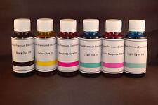 BULK INK REFILL BOTTLES CIS CISS FOR HP 3310xi 8230 8238 8250 C5100 C5140 C5150