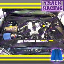 1997 1998 1999 2000 2001 CADILLAC CATERA BASE SPORT 3.0L V6 AIR INTAKE KIT Blue