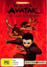 AVATAR BOOK 3: FIRE VOLUME 1 : NEW DVD