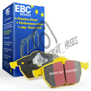 EBC YELLOWSTUFF FRONT BRAKE PADS DP42149R FOR FORD FIESTA MK7 ST 180 TURBO 1.6