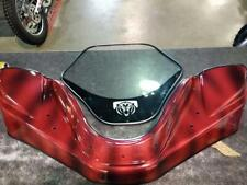 Yamaha Quick Release Fairing and Windshield - Red/Black - Clearance