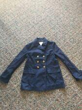 Navy Small Womens Banana Rain Jacket
