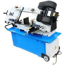 9 X 12 Horizontal Hydraulic Metal Cutting Band Saw 3 Phase Motor 3hp 220v