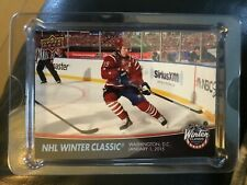 15-16 Upper Deck Series 1 NHL Winter Classic Oversized #WC-7 NICKLAS BACKSTROM