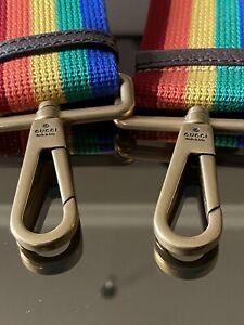 Gucci Pride Bag Strap Brand New . Never Used. 100% Genuine Guaranteed