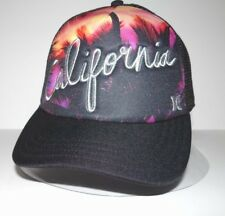 the best attitude 72860 78517 New Hurley California Trucker Snapback Cap Hat One Size Fits All