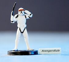 Star Wars Galaxy at War 22/40 Clone Trooper with Night Vision Common