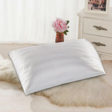 Home&Hotel Standard White Stripe Pillowcases Pillow Covers Bedding Decor