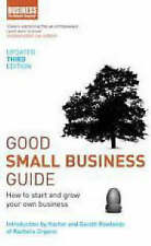 Good Small Business Guide: How to Start and Grow Your Own Business, , Very Good