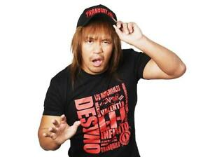 Official NJPW/New Japan Pro Wrestling- LIJ/Los Ingobernables de Japon Tetsuya Na