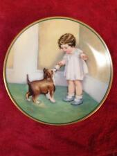 """A Child's Best Friend """"The Reward"""" Bessie Pease Gutmann Hamilton Collection"""