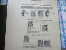 KGV Stamps:  Variety Used  -  Must Have  (t413)
