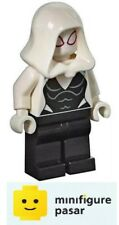 sh543 Lego Marvel Super Heroes Spider-Man 76115 - Ghost Spider Minifigure - New
