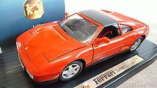 Maisto 1:18  Ferrari 348 TS 1990 3  /0476 A 158  Neuwertig OVP