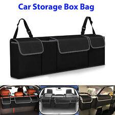 4 Pocket Car Trunk Organizer Oxford Interior Accessories Back Seat Storage Bag Fits Suzuki Equator