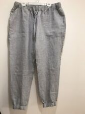 BNWT Witchery Stitched Linen Pants **current Stock**  Sz 16 Rrp $99.95
