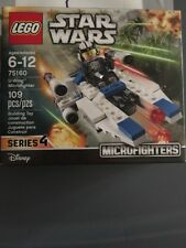 LEGO 109 Pieces Star Wars U-Wing Microfighters 75160 Disney Series 4