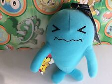 Pokemon Plush Wobbuffet Jakks 2007 doll figure stuffed animal toy go USA Seller