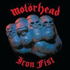Motorhead - Iron Fist vinyl LP NEW/SEALED IN STOCK