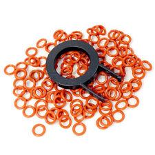 120 o-ring Noise dampener + KEY puller per Meccanica Cherry MX Tastiere SOFT