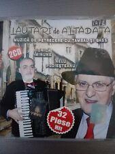 Lautari de altadata Nelu Ploiesteanu Ionica Minune Muzica petrecere romante 2 CD