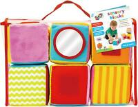Galt SENSORY BLOCKS Baby Activity Toy BN