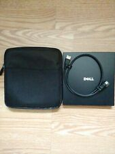 External Dell  EsATA DVD Writer with punch and software