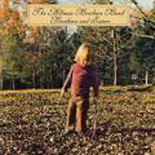 CD de musique Blues Rock, the allman brothers band sur album