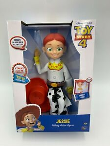 Toy Story 4 Jessie Disney Pixar Talking Jessie Brand New