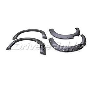 Drivetech 4x4 Offroad Flare Kit (6 Inch) fits Isuzu D-Max TF2
