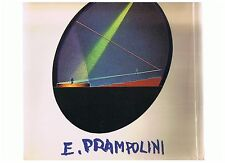 Enrico Prampolini  scenografo - Ist. Italo-Latino Americano 1974 Menna Filiberto