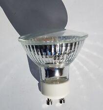 10 Pack Premium GU10 Halogen Lamp Base Twist & Lock Flood Light