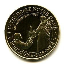 62 BOULOGNE Notre-Dame, Mgr Haffreingue, 2014, Monnaie de Paris