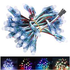 LED Strip WS2811 Pixels Digital Addressable RGB LED String Lights DC5V / DC12V