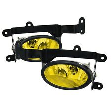 Spyder Auto Honda Civic 06-08 2Dr OEM Fog Lights - Yellow 5020970